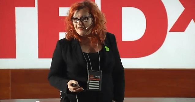 Clara Grima TEDxSevilla