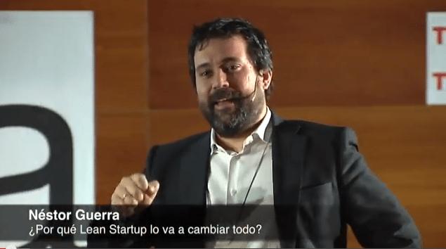 Vídeo de ¿Por qué Lean StartUp va a cambiar las empresas? Charla de Néstor Guerra en TEDxSevilla